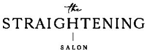 The Straightening Salon Logo
